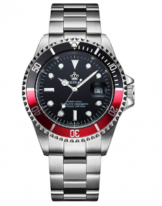 Reginald Dive Watch, Affordable Dive Watches