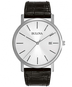 Bulova Classic Collection 96B104 Dress Watch, Affordable Dress Watches
