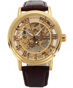 Sewor D848 Mechanical Skeleton, Affordable Mechanical Watch