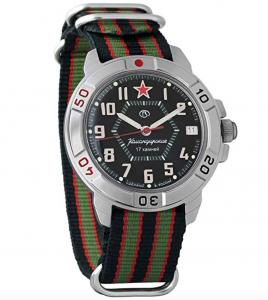 Vostok Komandirskie 431744, Affodable Mechanical Watch