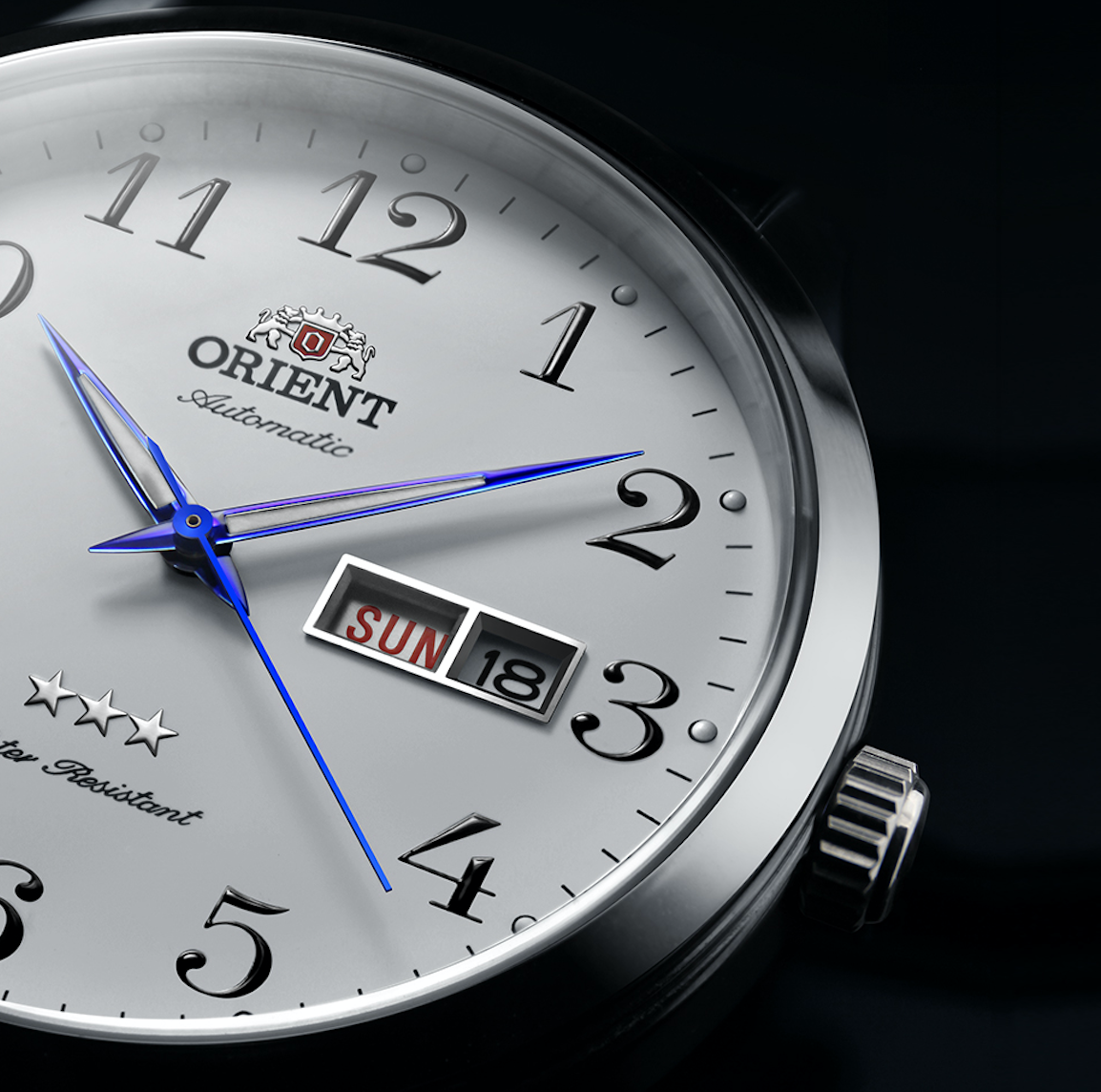 Orient Automatic Mechanical, Automatic Watches