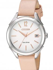 Citizen Eco-Drive FE6140-03A Quartz Watch, Affordable Ladies' Quartz Watch
