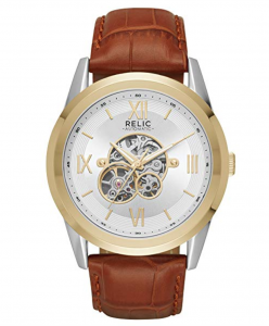Relic by Fossil ZR77280 Blaine Automatic, Automatic Watches