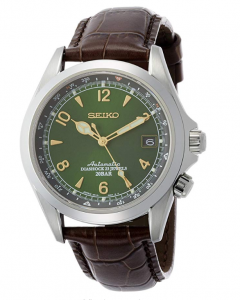 Seiko Alpinist SARB017, Best Affordable Watches, Seiko Watches