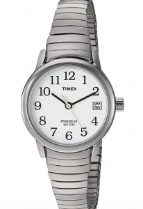 Timex Easy Reader T2H371 Stainless Steel Watch, Affordable Stainless Steel Watch