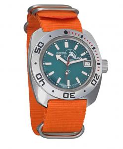 Vostok Amphibian Classic 710059 Automatic, Automatic Watches