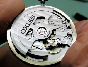 Watch Movement Up Close, Affordable Watch Movement