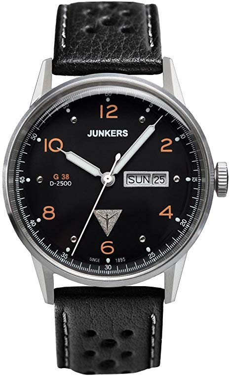 Junkers G38 Series 6944-5, Junkers Watches
