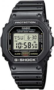 Casio G-Shock DW5600E Digital Watch, Most Affordable Digital Watches