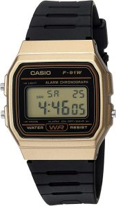 Casio Classic F-91W Digital Watch