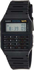Casio CA53W Databank Calculator Watch, Affordable Digital Watches