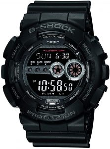 Casio G Shock Gd 100 1b Digital Watch, Affordable Digital Watches