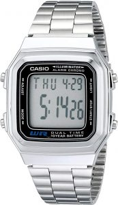 Casio A178wa 1a Illuminator Digital Watch