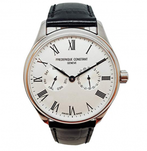 Frederique Constant Classics Date and Day, Frederique Constant Watches