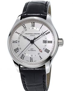 Frederique Constant Classics Automatic GMT, Affordable Swiss Watches