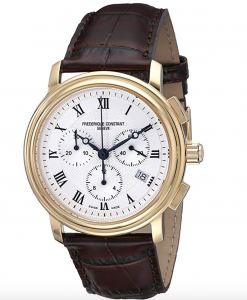 Frederique Constant Classics Chronograph, Best Affordable Swiss Chronograph Watches