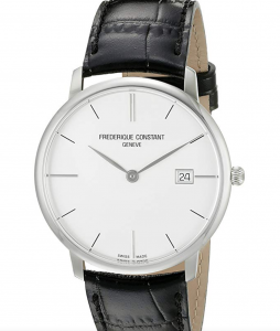 Frederique Constant Slimline Date, Affordable Swiss Watches