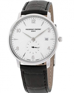 Frederique Constant Slimline Small Seconds, Affordable Swiss Watches