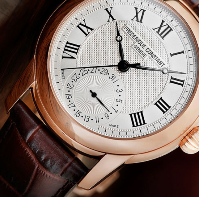 Frederique Constant Heritage, Affordable Swiss Watches