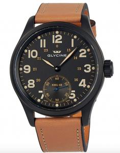 Glycine KMU 48 Kriegs Marine Uhren, Best Affordable Swiss-Made Watches