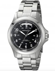 Hamilton Khaki Field King Auto, Affordable Swiss Watches
