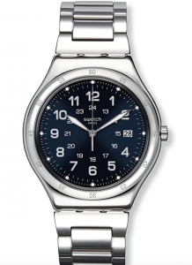 Swatch Irony Blue Boat, Most Affordable Swiss Watches