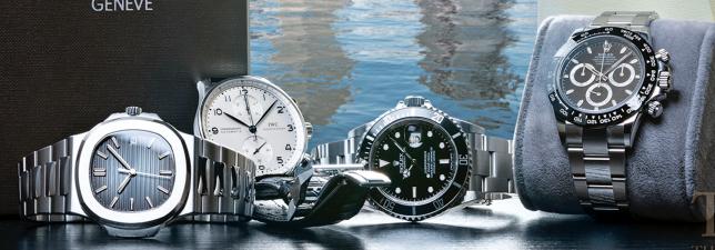 Swiss watches, Luxury Watches
