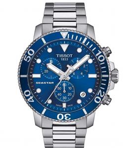 Tissot Seastar 1000 Chronograph, Swiss Chronograph Watches