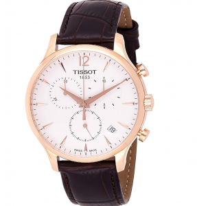 Tissot T-Classic Traditions Chronograph, Affordable Swiss Watches
