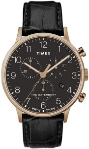 Timex The Waterbury, Timex Chronograph Watches