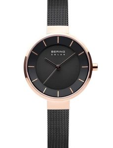 Bering Time Solar for Ladies, Thin Watches