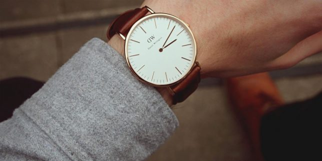 Daniel Wellington Thin Watch