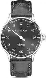 MeisterSinger Single-Hand Automatic Watch, German Watch Brands