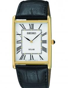 Seiko Solar Dress Watch, Thin Watches