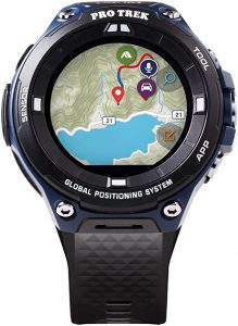 Casio Men's Pro Trek WSD-F20A-BUAAU, Casio Watches