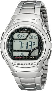 Casio Men's Wave Ceptor WV58DA-1AV, Casio Watches