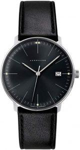 Junghans Men's Max Bill Stainless Steel Quartz Watch