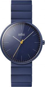 Braun Unisex Full-Ceramic 3-Hand Analogue Quartz Watch
