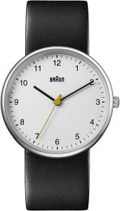 Braun Mens 3-Hand Analogue Quartz Watch