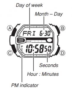 Timekeeping Mode