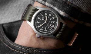 15 Best Hamilton Khaki Field Watches For Your Outdoor Adventures