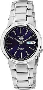 Seiko Men's Seiko 5 Automatic Blue Dial Watch (SNKA05K)
