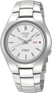 Seiko Men's Seiko 5 Automatic Stainless Steel Watch (SNK601)