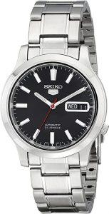 Seiko Men's Seiko 5 Automatic Stainless Steel Watch (SNK795)