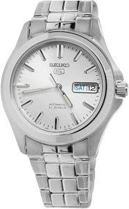 Seiko Men's Two-Tone Stainless Steel Analog Watch (SNKK87)