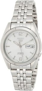 Seiko Men's Automatic Stainless Steel Watch (SNK385K)