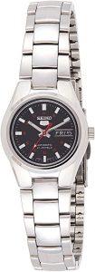 Seiko Women's Seiko 5 Automatic Stainless Steel Watch (SYMC27)