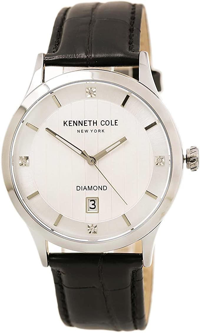 Kenneth Cole DiamondDress Watch